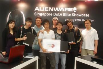 1st Place: Flash.DotA