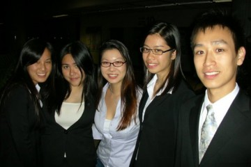 Awesome HKU English Debate Team friends! I miss you guys! =D