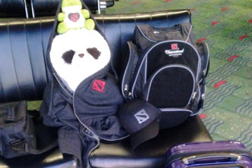 Travelling in Dota 2 style!