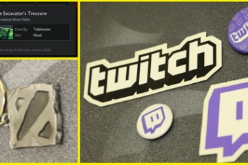 Three prizes in the first two days given to my stream viewers. I was going to give more but fell ill Sunday night.