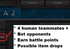 Co-Op Bot Games Have BP and Item Drops